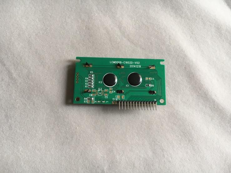 500-0085-140 Willett LCD