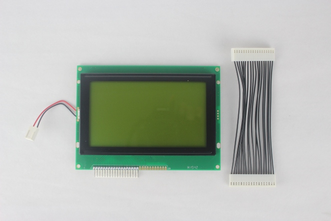 37727 LCD DISPLAY FOR A SERIES