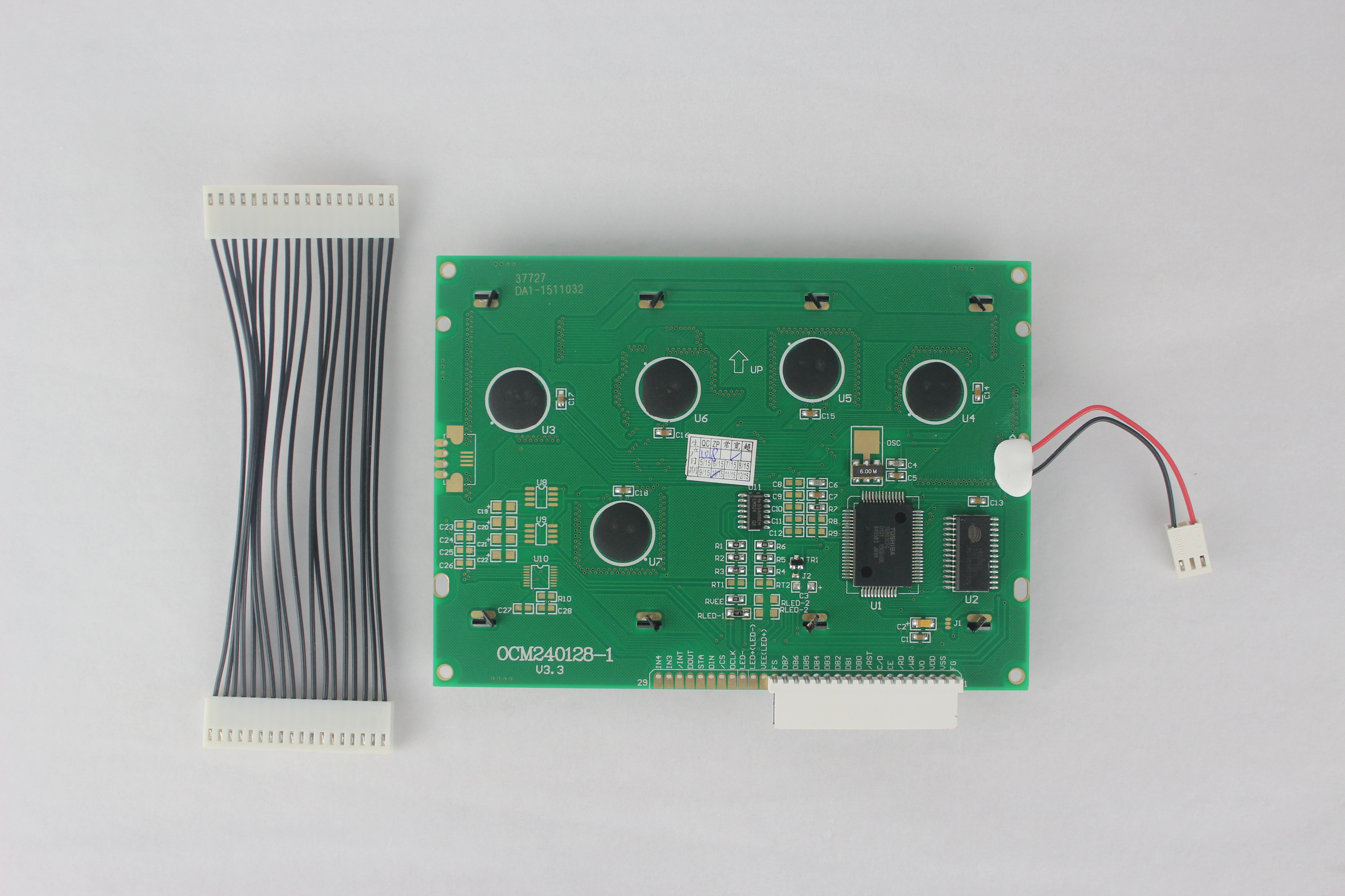 37727 LCD DISPLAY FOR DOMINO A SERIES