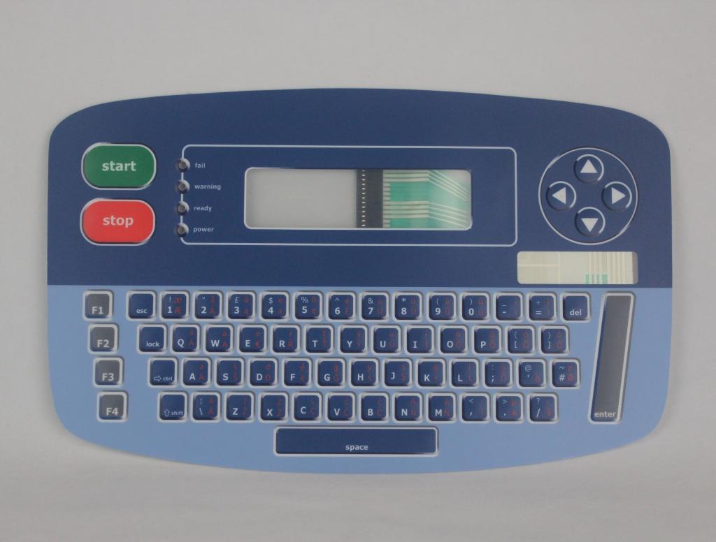 Linx 4900 Keyboard
