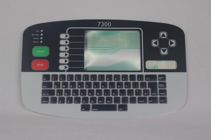 Linx 7300 Keyboard English Version
