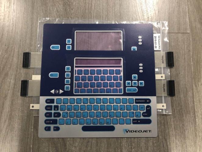 Videojet 1610 Keypad