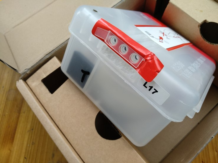 Linx 8900 Origial Filter Box