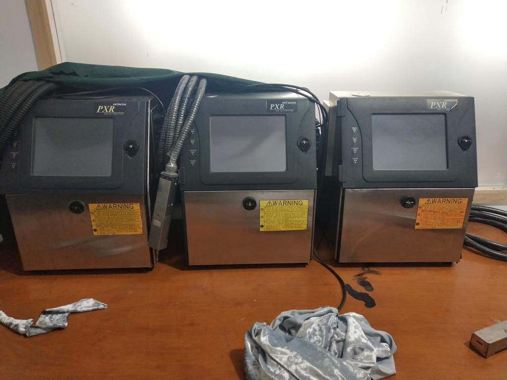 Used Hitachi PXR Printer