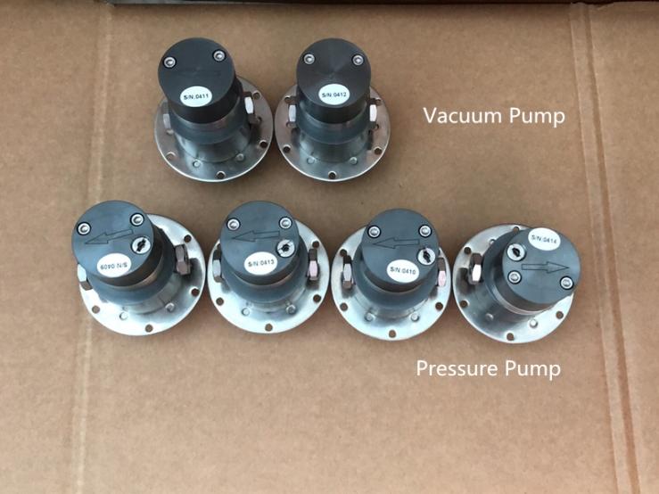 MI Pressure & Vacuum Pump