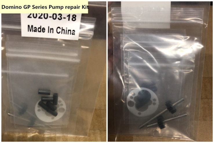 Domino GP Pump Series Pump Repair Kit